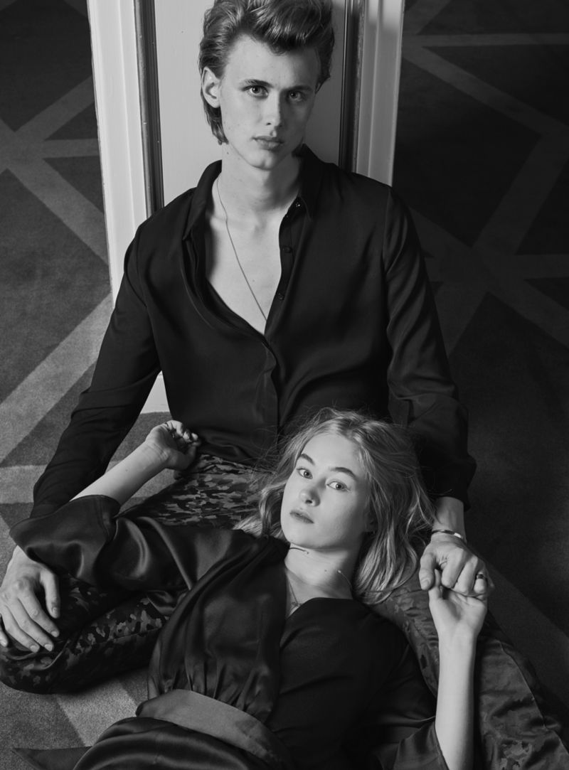 British Vogue / Lea Meyer & Henrik Holm