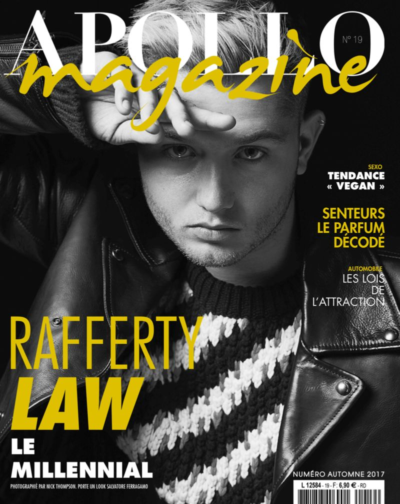 Rafferty Law / Apollo Magazine