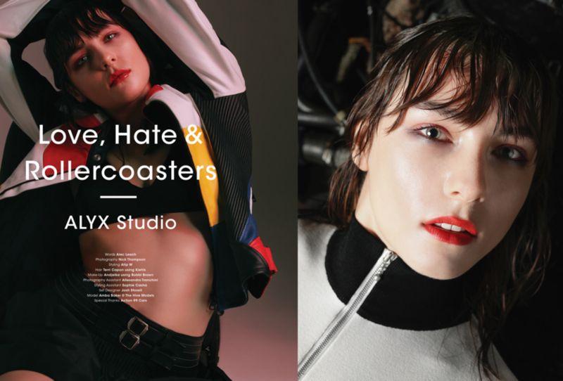 ALYX STUDIO / Highsnobiety Magazine