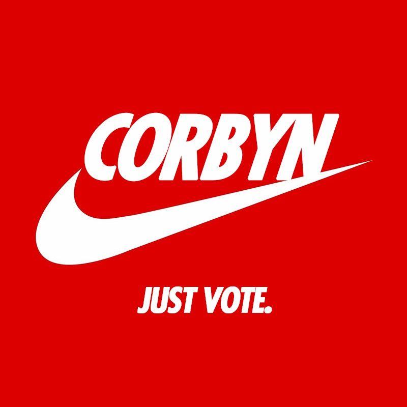 Corbyn Rebrand
