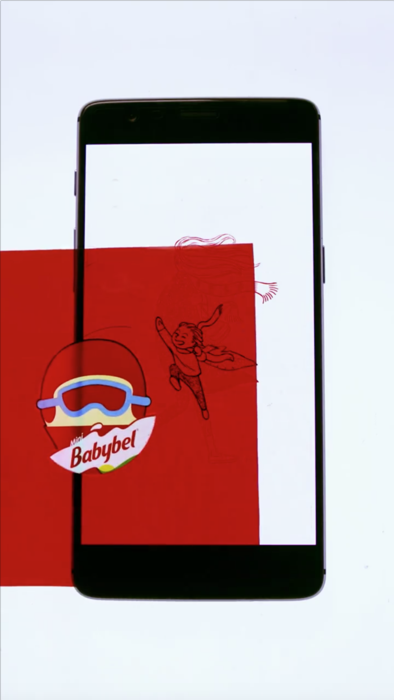 Babybel : Winter Is Awesome