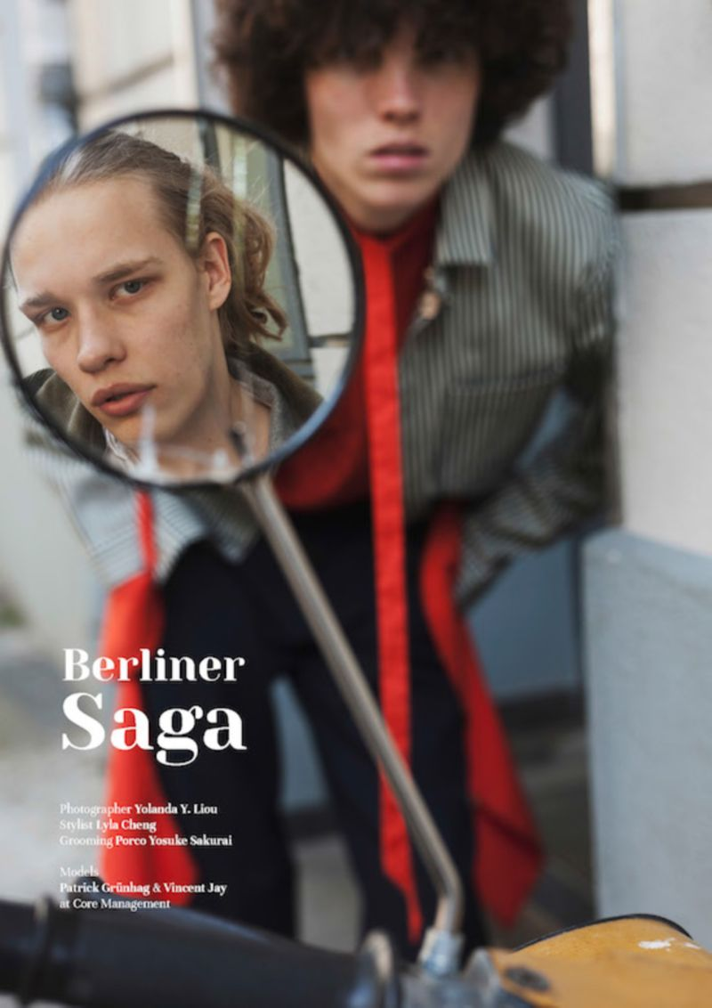 Client Magazine UK Style #17 - Berliner Saga