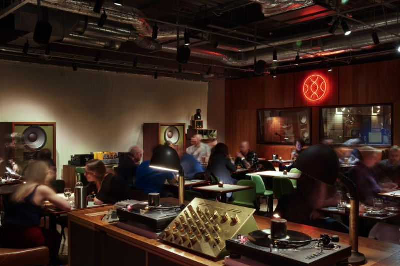 Spiritland, King's Cross, London