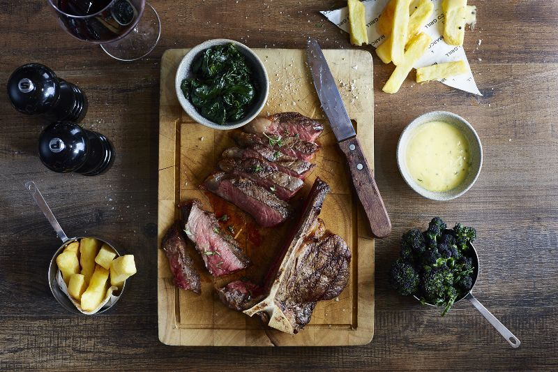 Marco Grill - Marco Pierre White