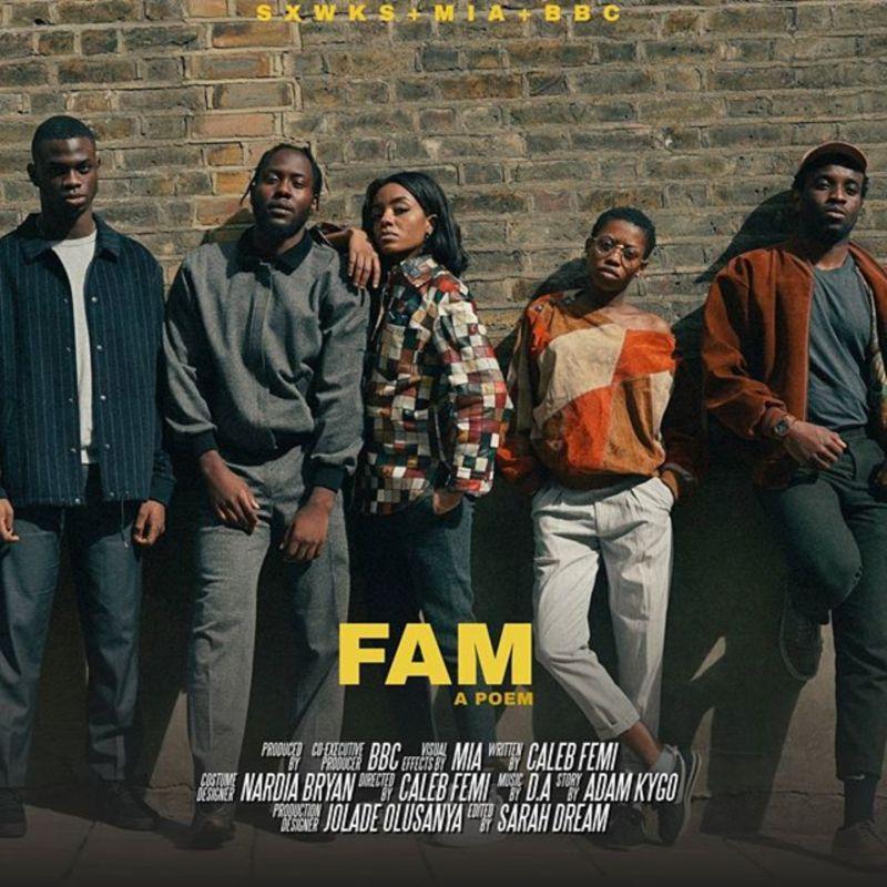 FAM : Caleb Femi x BBC (Short Film)