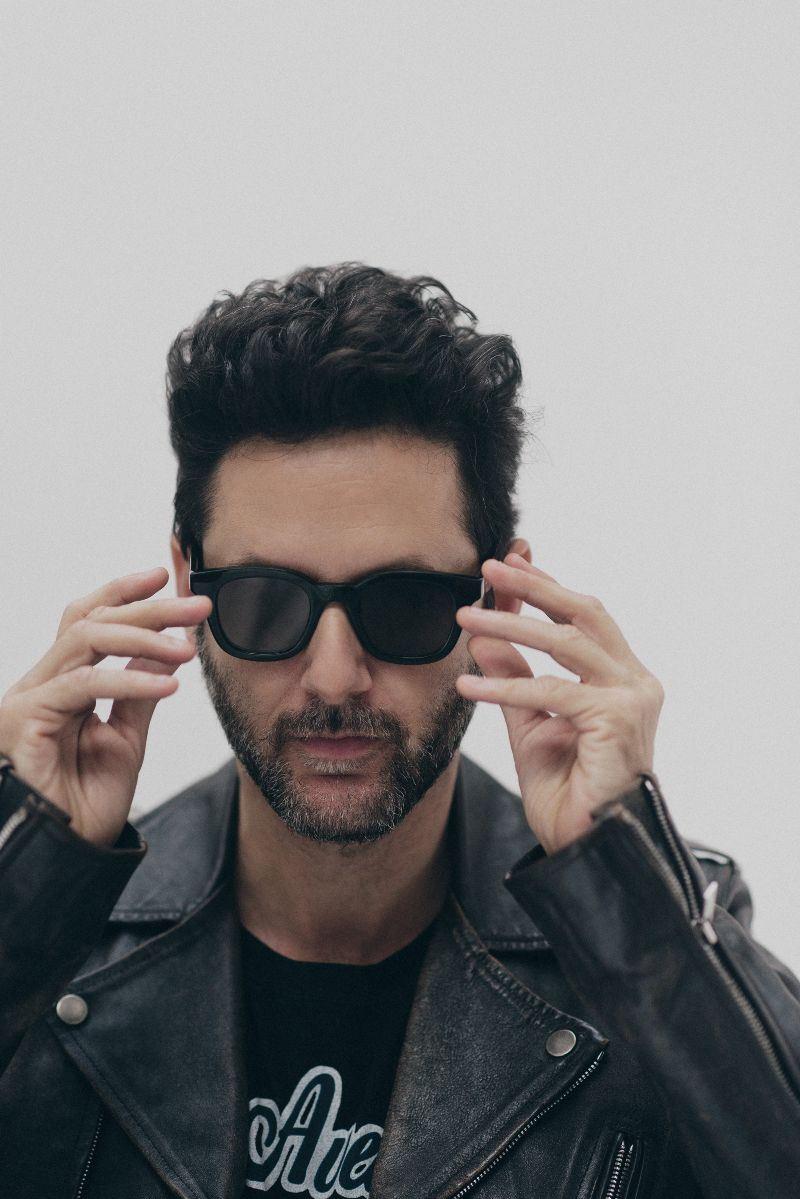 Guy Gerber for tmrw Magazine