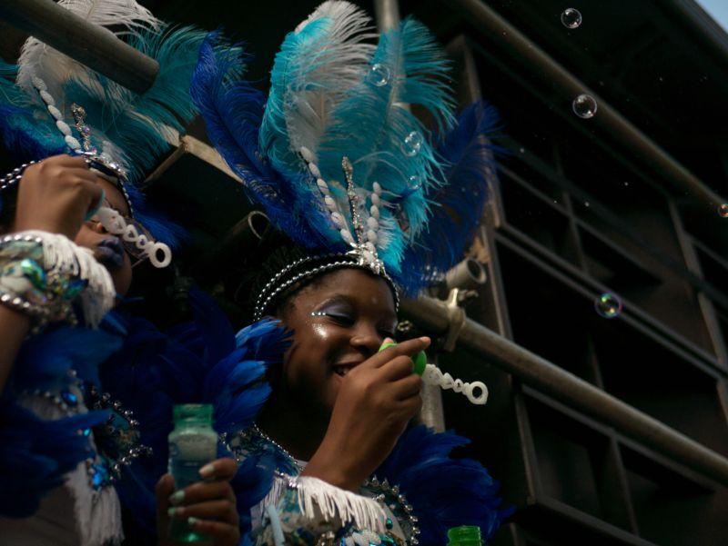 Notting Hil Carnival 2017