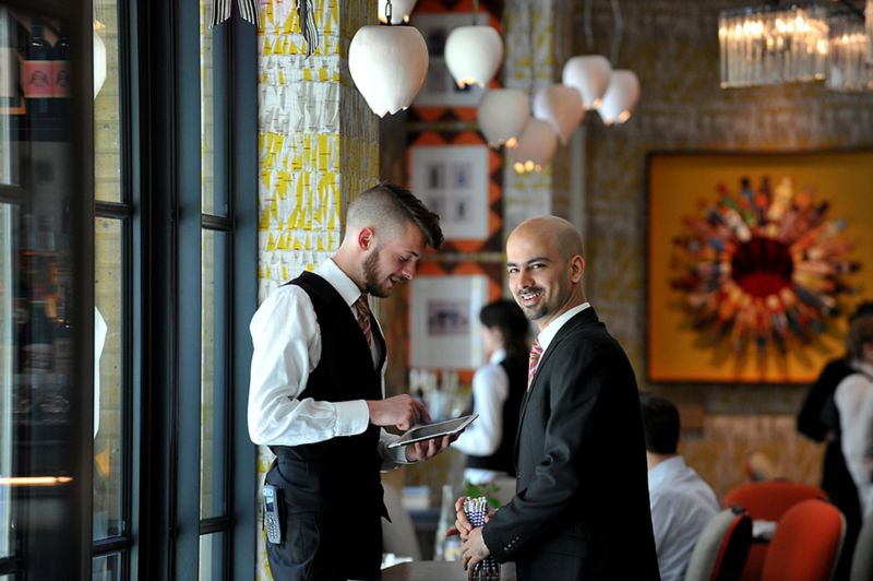 A day in the life of Ham Yard Hotel, Soho London