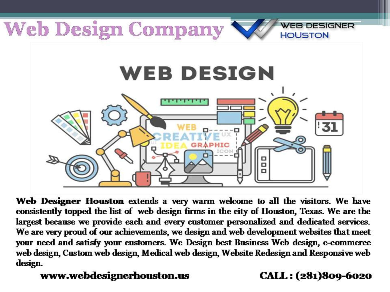 Web Design Company Houston   The Dots