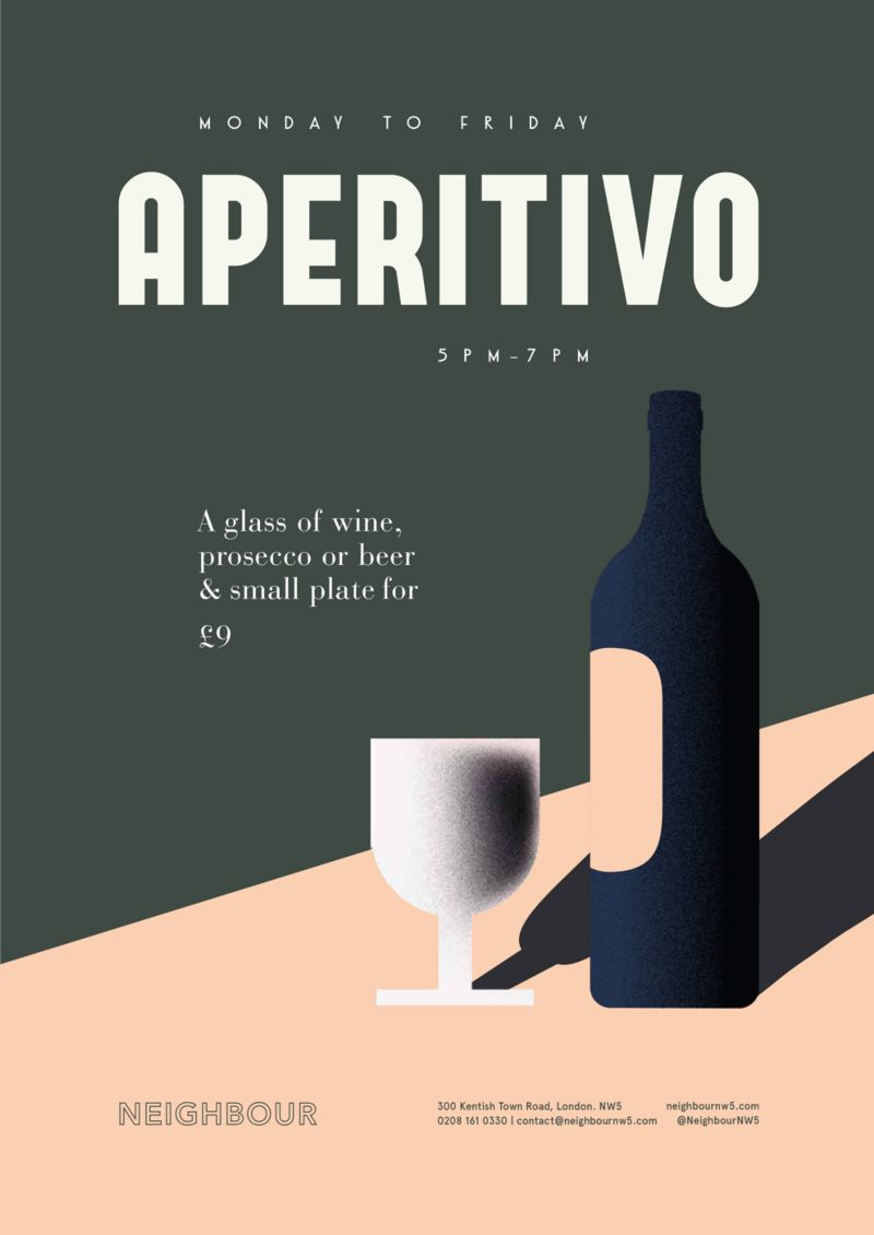 APERITIVO at  Neighbour