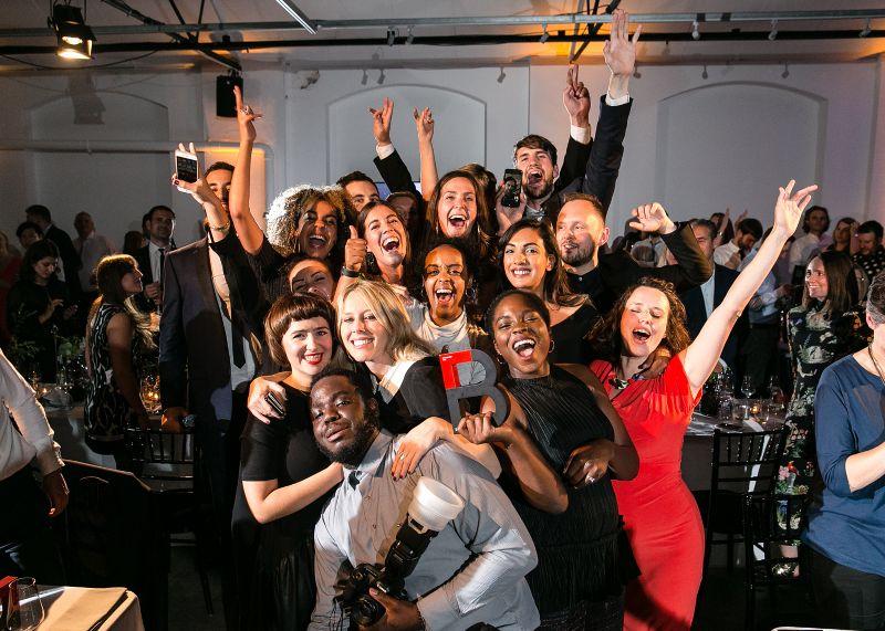 Livity announced as Grand Prix winner at BIMA Awards 2017