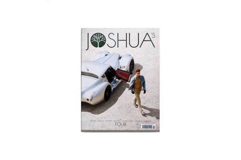 Joshua's Magazine Issuse 4