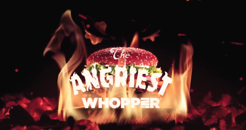 "Burger King - ""The Angriest Whopper"" Launch Film"