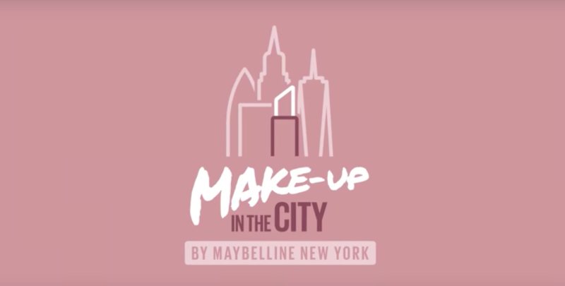 Zaraguza: Make-up in the City by Maybelline New York