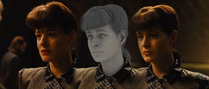 Blade Runner 2049 - Replicating Rachael