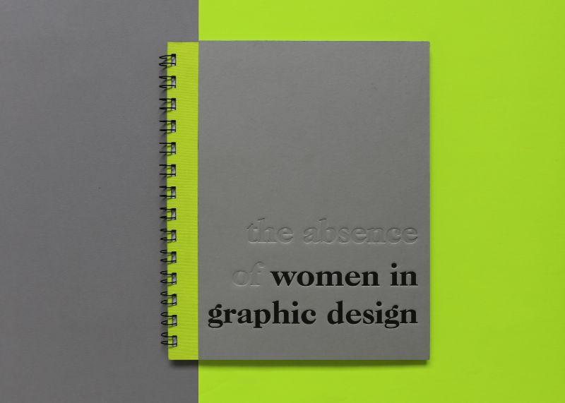 The Absence of Women in Graphic Design