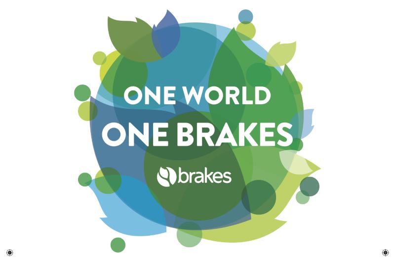 One world. One Brakes