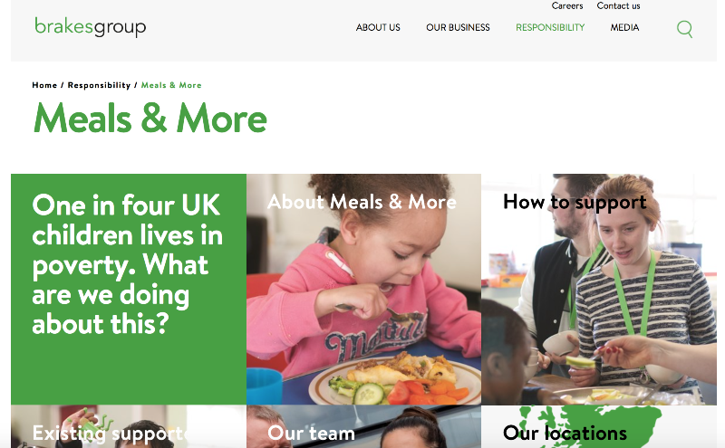 Meals & More (Brakes UK)