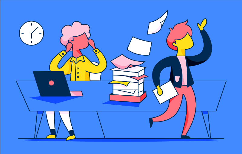 Stop the drop-bys: how to master the work request