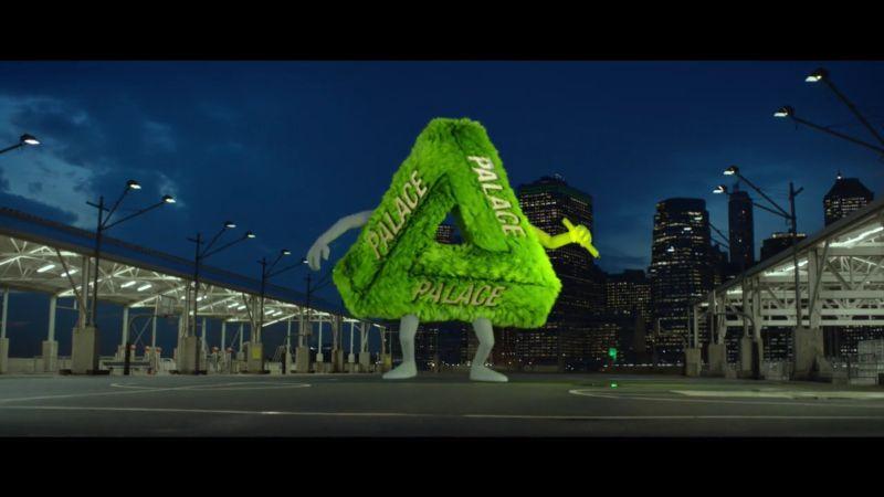 Palace Skateboards X NYC