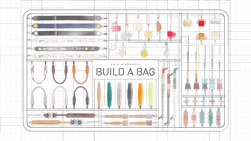Anya Hindmarch Build-A-Bag