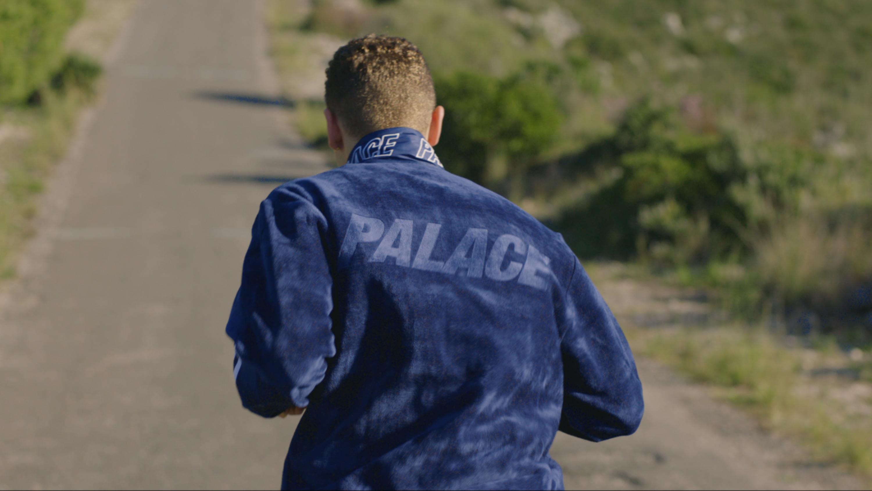 PALACE x ADIDAS SQUASHMAN