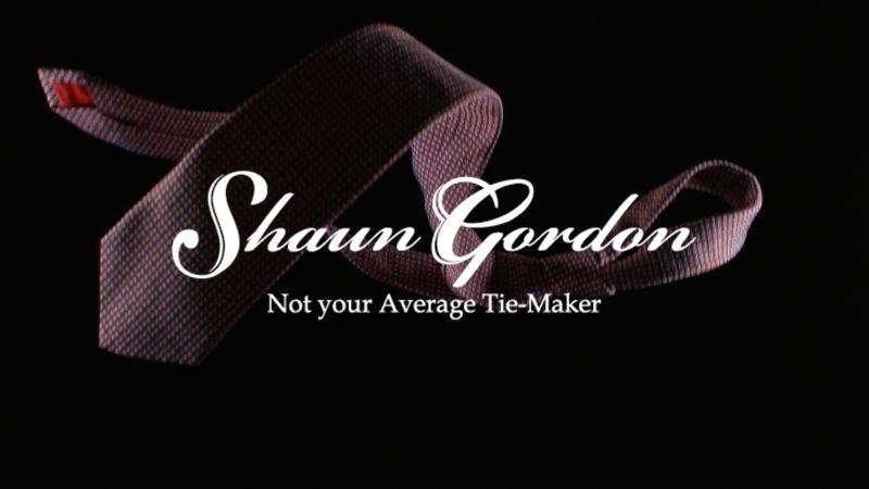 Shaun Gordon: Tie Dance
