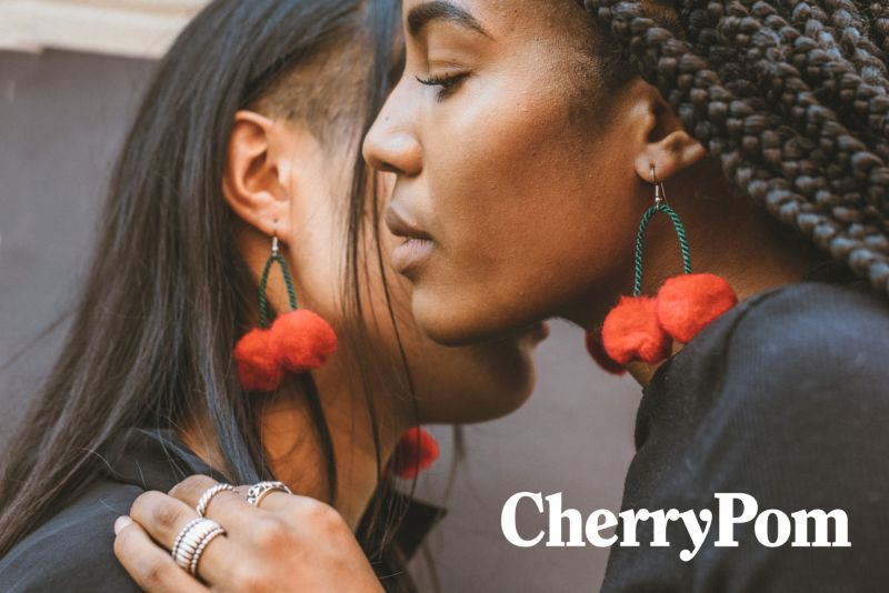 CherryPom Brand  + Debut Lookbook
