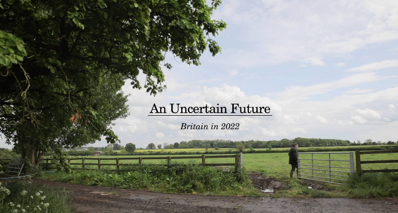 An Uncertain Future: Britain in 2022