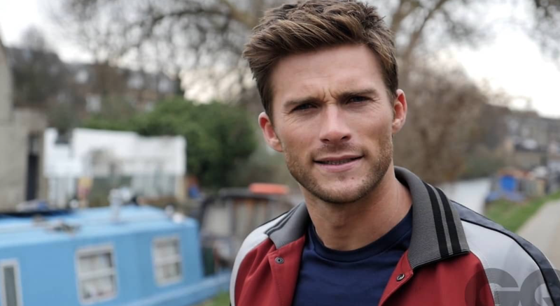 GQ - Scott Eastwood