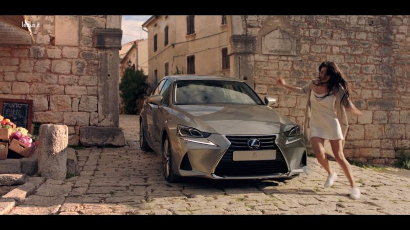 Lexus IS 'Confidence' TVC