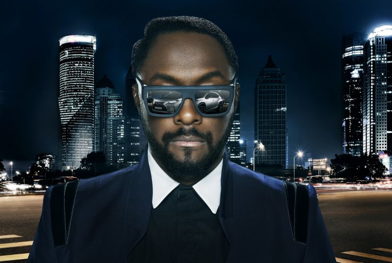 Lexus Will.I.Am Partnership