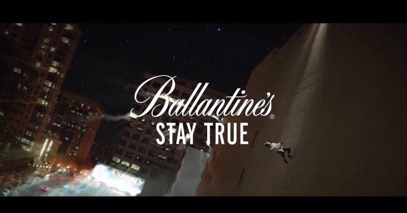 Ballantine's Presents Nonstop Breakin' Gravity