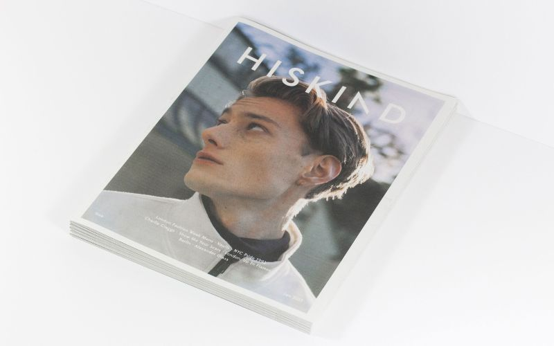 HISKIND - Issue 01