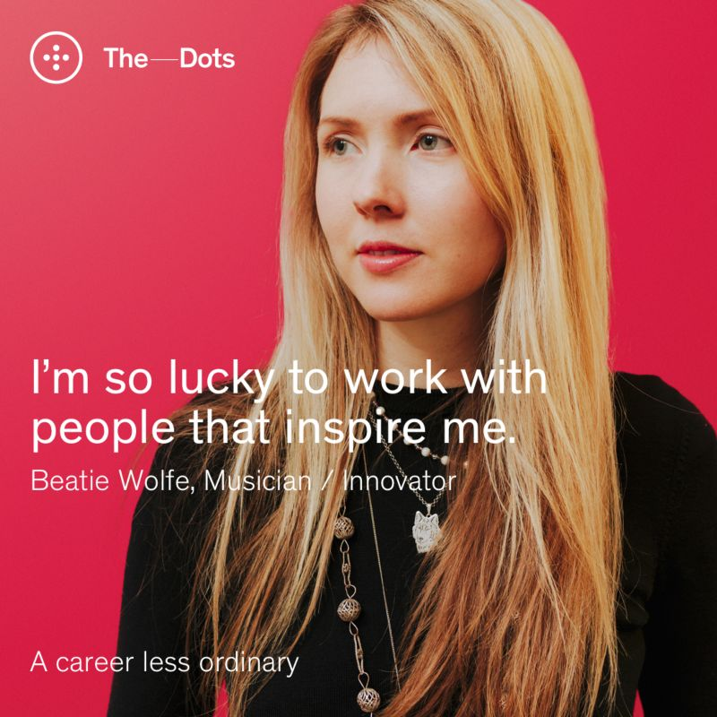 The Dots 2018 Campaign
