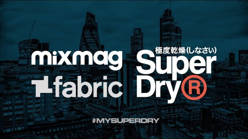 The Re//Mix: mixmag x #MySuperdy Party at Fabric