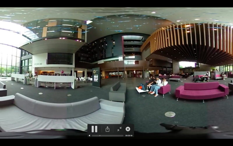 Oxford Brookes First Virtual Open Day