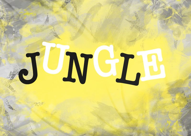 Into the Jungle - Motion Graphics Project