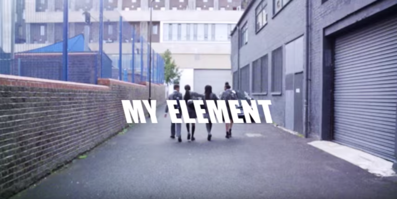 MY ELEMENT: Built by grime