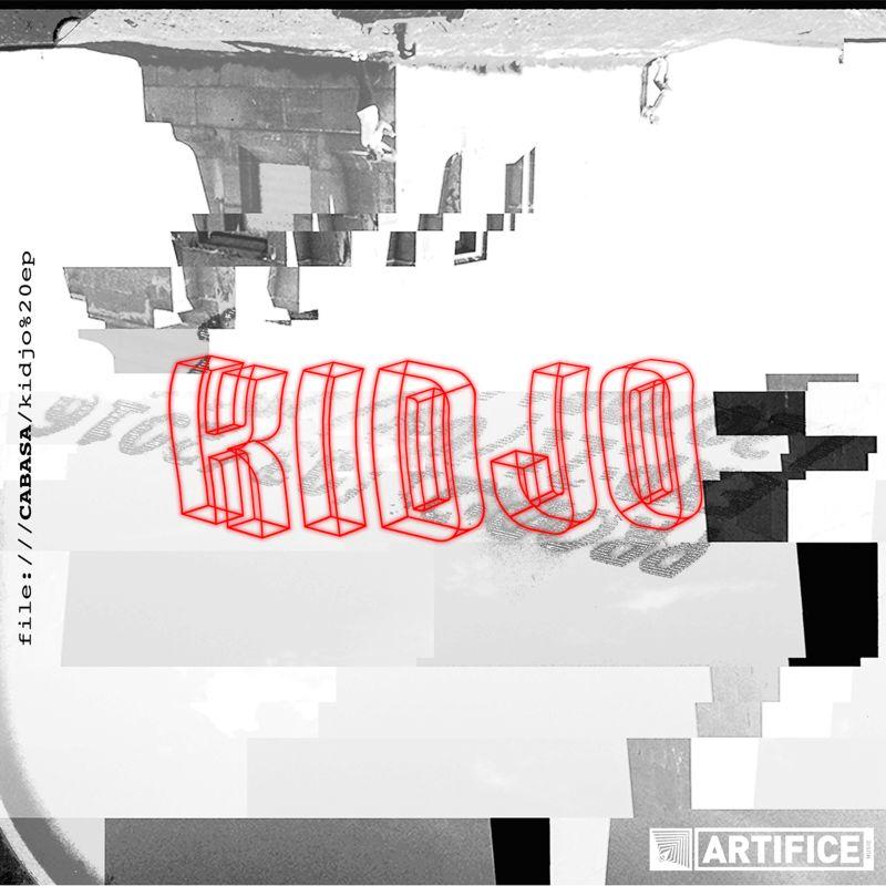 """""""CABASA - KIDJO EP"""" Artwork"""