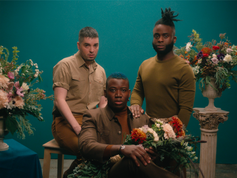 Young Fathers 'In My View'