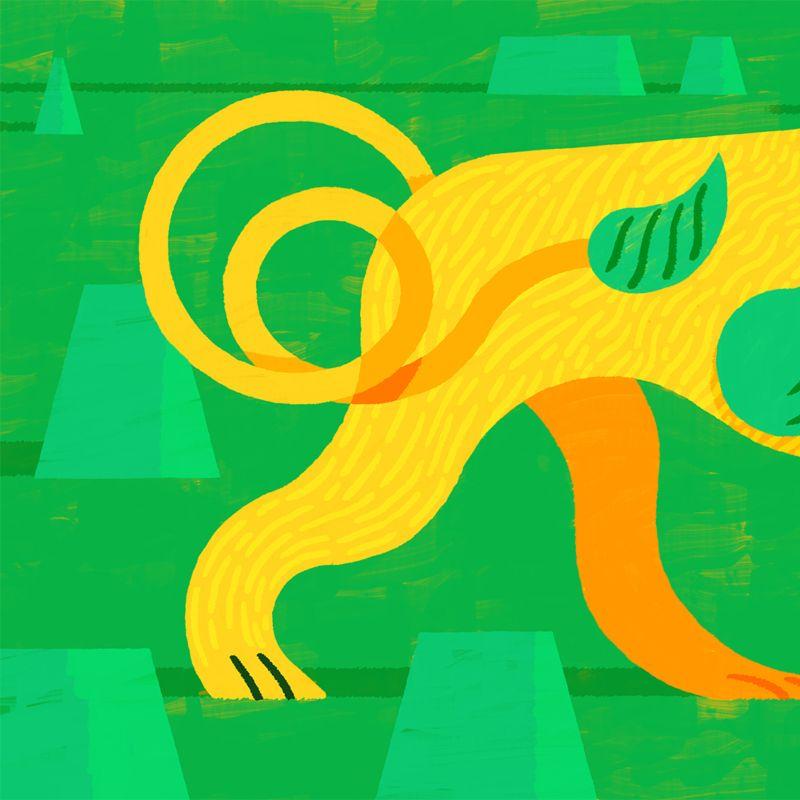 Green Manticore