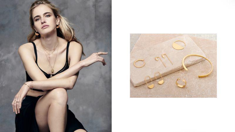 Ania Haie Jewellery launch Ads