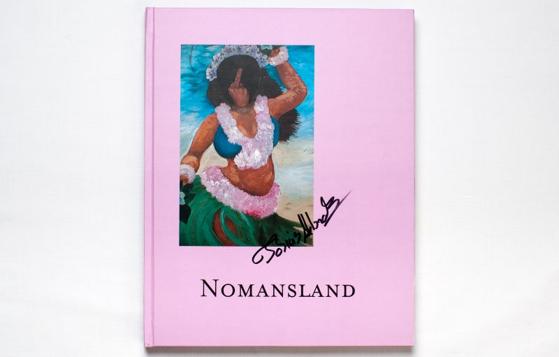 'Nomansland' (Book - 2017)