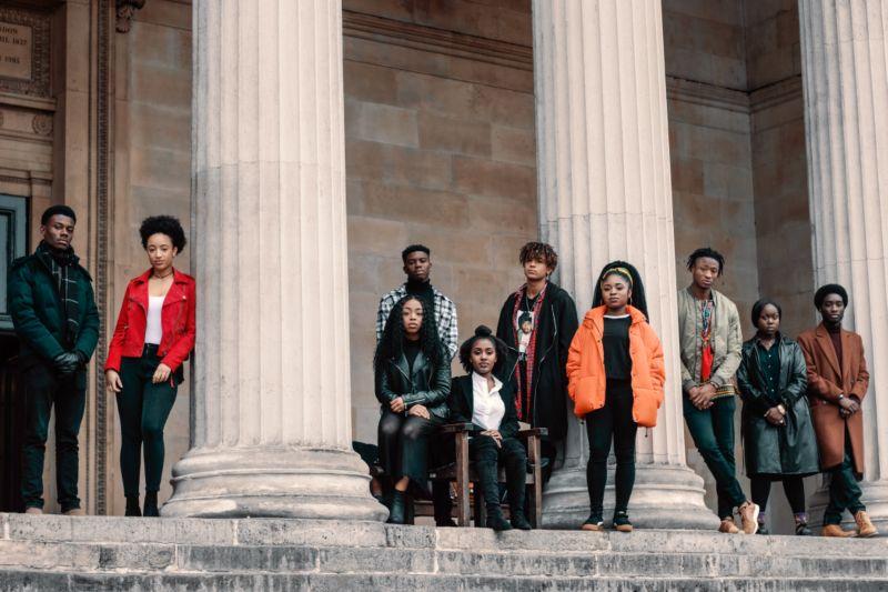 Black Students of British Institutions