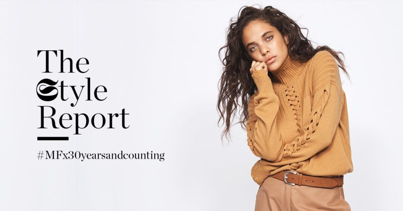 MATCHESFASHION.COM The Style Report Banners: October 2017