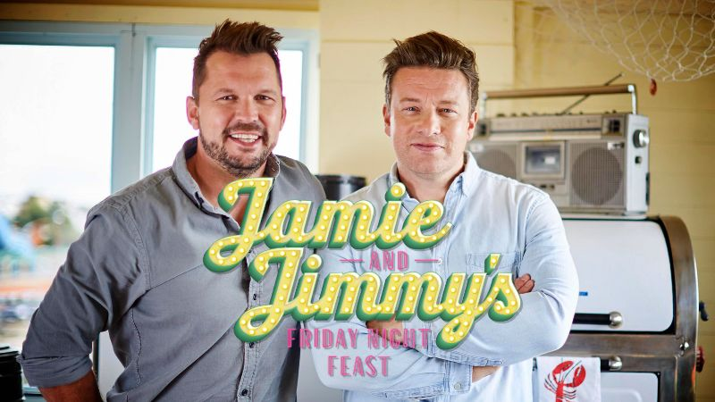 Jamie Oliver - Friday Night Feast (Channel 4 - UK)