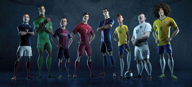 Risk Everything - Nike World Cup