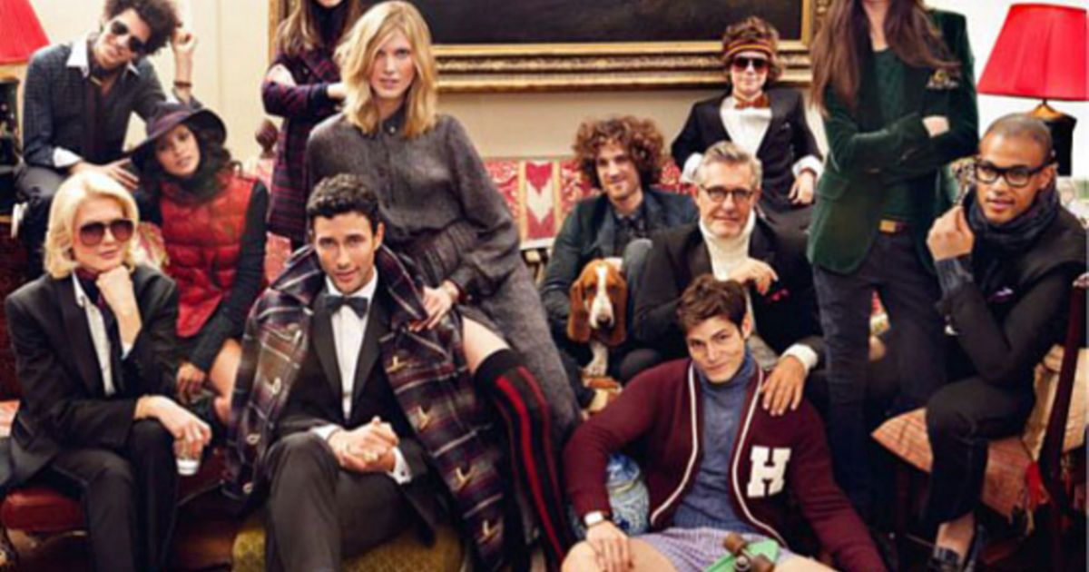 Family of Tommy Hilfiger Fall Winter