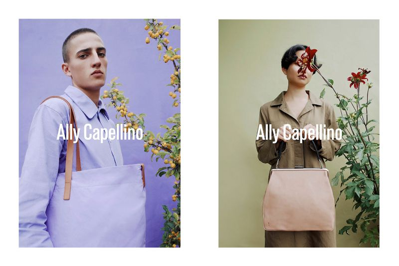 Kristina Ralph-Andrews For Ally Capellino